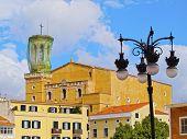 Santa Maria Church In Mahon On Minorca