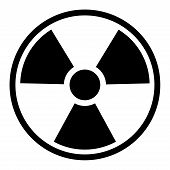 Radiation Symbol / Sign