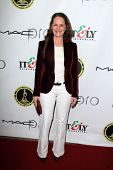 LOS ANGELES - FEB 15:  Melissa Leo at the Annual Make-Up Artists And Hair Stylists Guild Awards at P