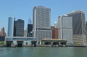Lower Manhattan and Financial District