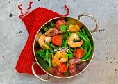 Shrimps Stir Fry