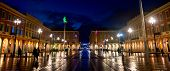 City Of Nice - Place Massena At Night