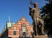 Historic Old Stock Exchange In Copenhagen
