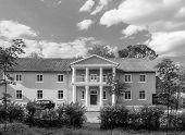 House of Culture, the village Moldino, Russia