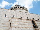 Nazareth Basilica Wall 2010