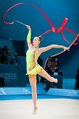 Ganna Rizatdinova Of Ukraine