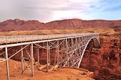 Navajo Bridge Marble Canyon