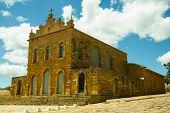 Slave's Church In Rio De Contas, Bahia, Brazil