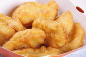 Chicken Nuggets In A Box