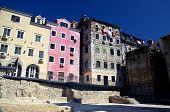 Rijeka Old Town,croatia