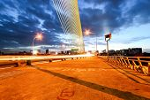 Night Light At Rama 8 Bridge