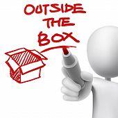Outside The Box Written By A Man