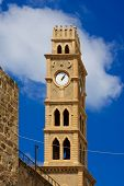 Acre Clock Tower