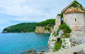 The Coastline Of Budva
