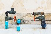 Lost Water Meter