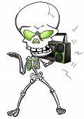 Funky Skeleton