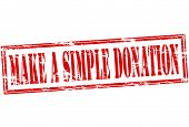 Make A Simple Donation