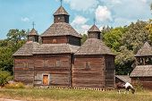 Old Wooden Church.