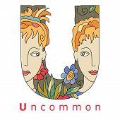 Letter U - Uncommon