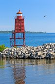 Racine North Breakwater Lighthouse