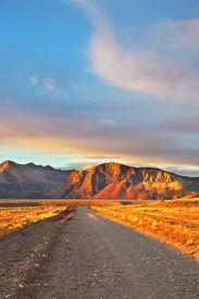 stock photo of pampa  - Argentina Patagonia - JPG
