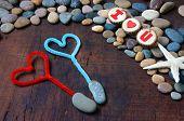 Valentine Background, Feb 14, I Love You