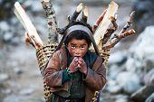 Manaslu conservation area, Nepal