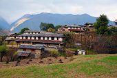 Ghandruk Village, Nepal