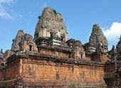 Khmer Temple Detail