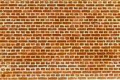 Plain Redbrick Wall