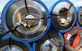 Rolled Galvanized Steel