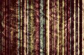 Colorful vertical stripes background in vintage, retro style. HD quality background