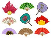 Oriental Fans Collection