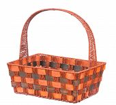 Brown Wicker Baske
