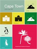 picture of jackass  - Landmarks of Cape Town - JPG