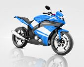 stock photo of motorcycle  - Motorcycle Motorbike Vehicle Riding Transport Transportation Concept - JPG