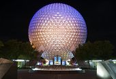 Disney's Epcot Centre