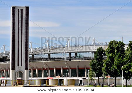 Stadio in Turin