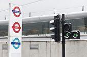 London - December 02: . Snow In London. December 02, 2010 In London, England.