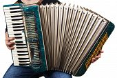 Music Instrument Accordion