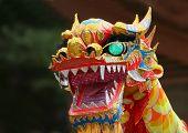 Parada chinesa