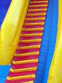 Fun Slide Steps