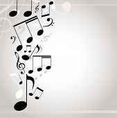 Musical Background. Notes