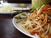 Thai Payaya Salad