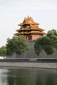 Watch Tower Forbidden City In Beijing