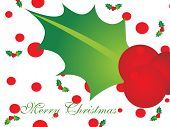 abstract background for merry christmas day, vector illustration