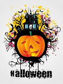 vector illustration for halloween celebration