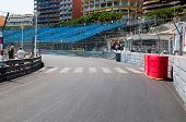 Part of Formula1 Monte-Carlo track