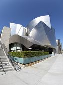 Walt Disney Concert Hall, Los Angeles Ca