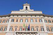 The Italian Parliament
